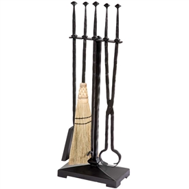 Buy Wrought Iron Fireplace Tools Online Wrought Iron Fireplace Tool Set Twi